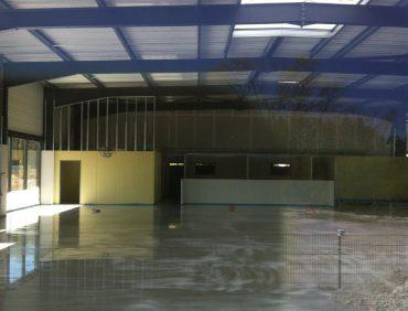 CHAPE FLUIDE CIMENT CENTRE COMMERCIAL CASINO